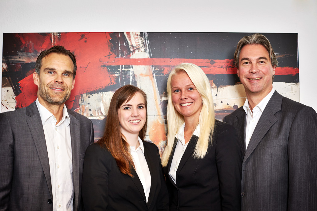 Team von Fachanwalt für Arbeitsrecht Dr. Olsen