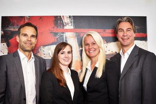 Team von Fachanwalt Dr. Olsen für Arbeitsrecht